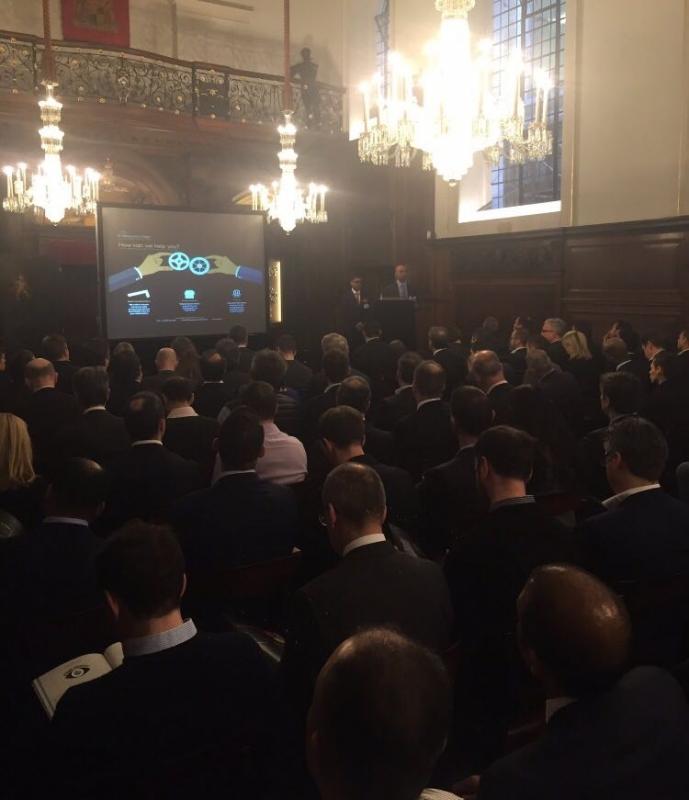 Thomas Friedman: Ehab & Gav Harrington Starr Technology Consulting 23rd Jan 2017 Event