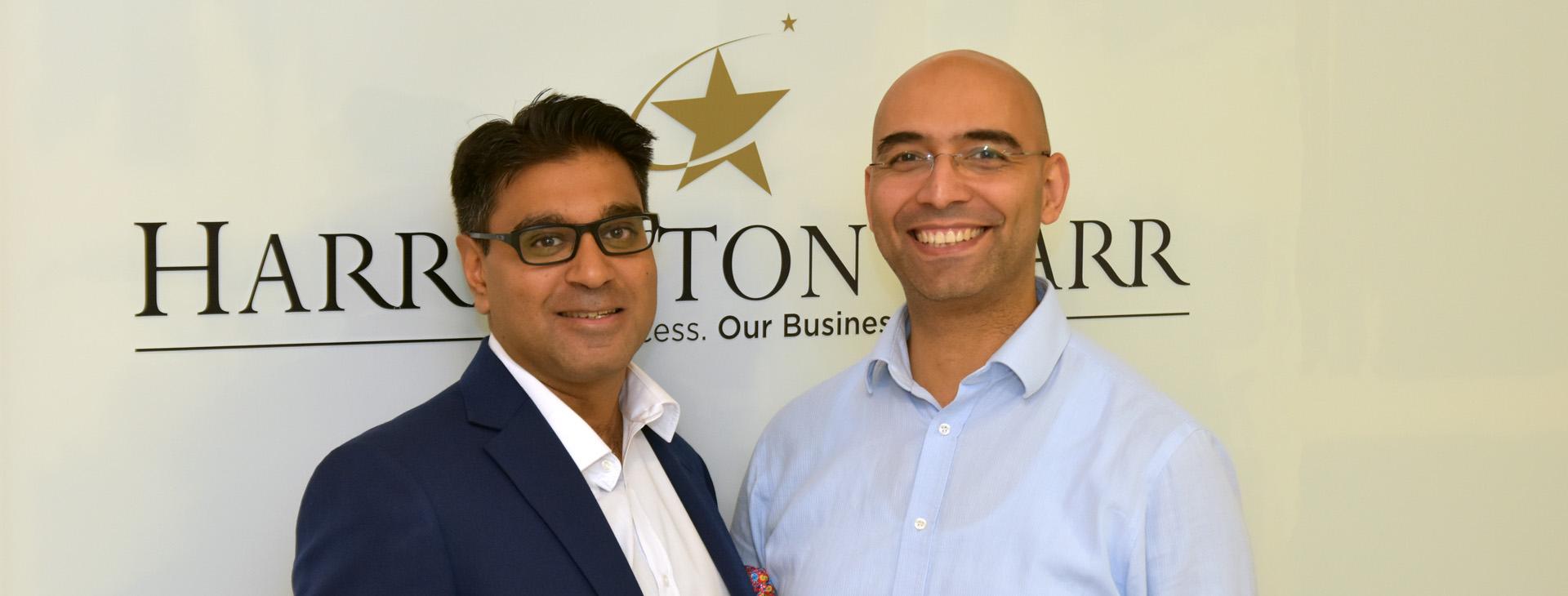 Gav And Ehab Harrington Starr Technology Consulting