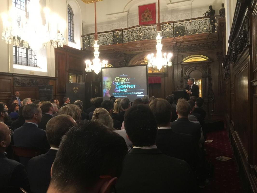 Thomas Friedman Speaking - 23rd Jan 2017 - Harrington Starr